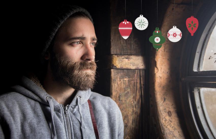 Einsamkeit an Weihnachten